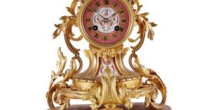 SoulCarioca_Mantle_Clock_Frances_do_Sec.19th_1