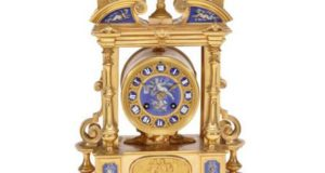 SoulCarioca_Mantle_Clock_Frances_do_Sec.19th_Ormolu_e_Porcelana