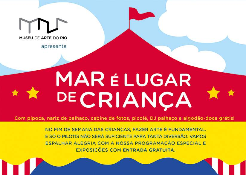 MAR is a child's place - Art Museum of Rio