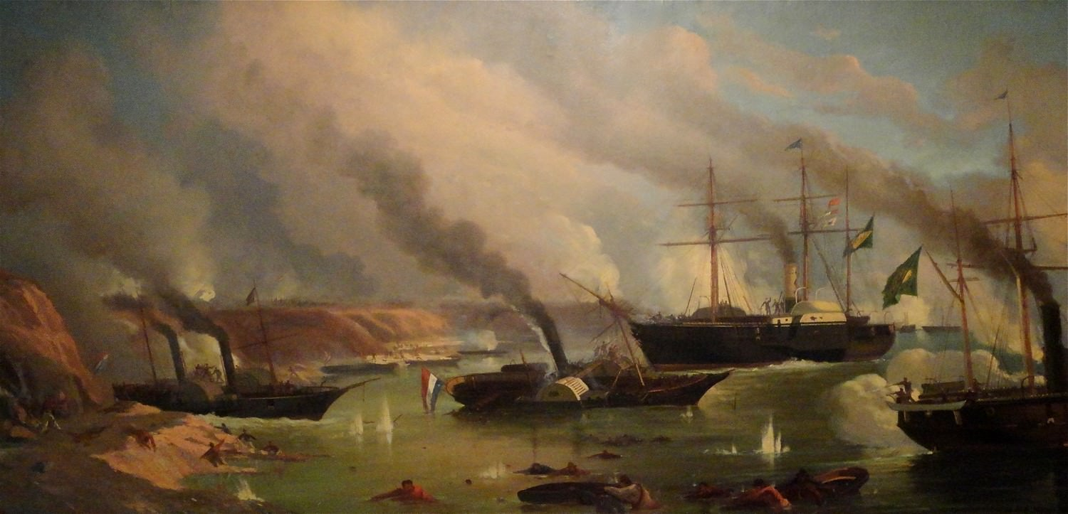Naval Battle of Riachuelo