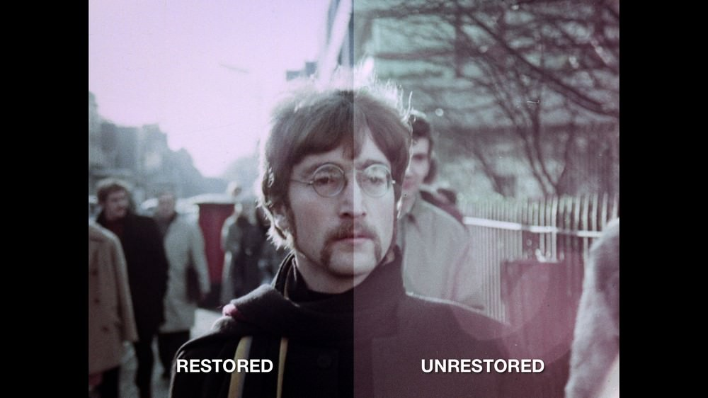 Beatles. Kredit: Apple Corps Ltd.