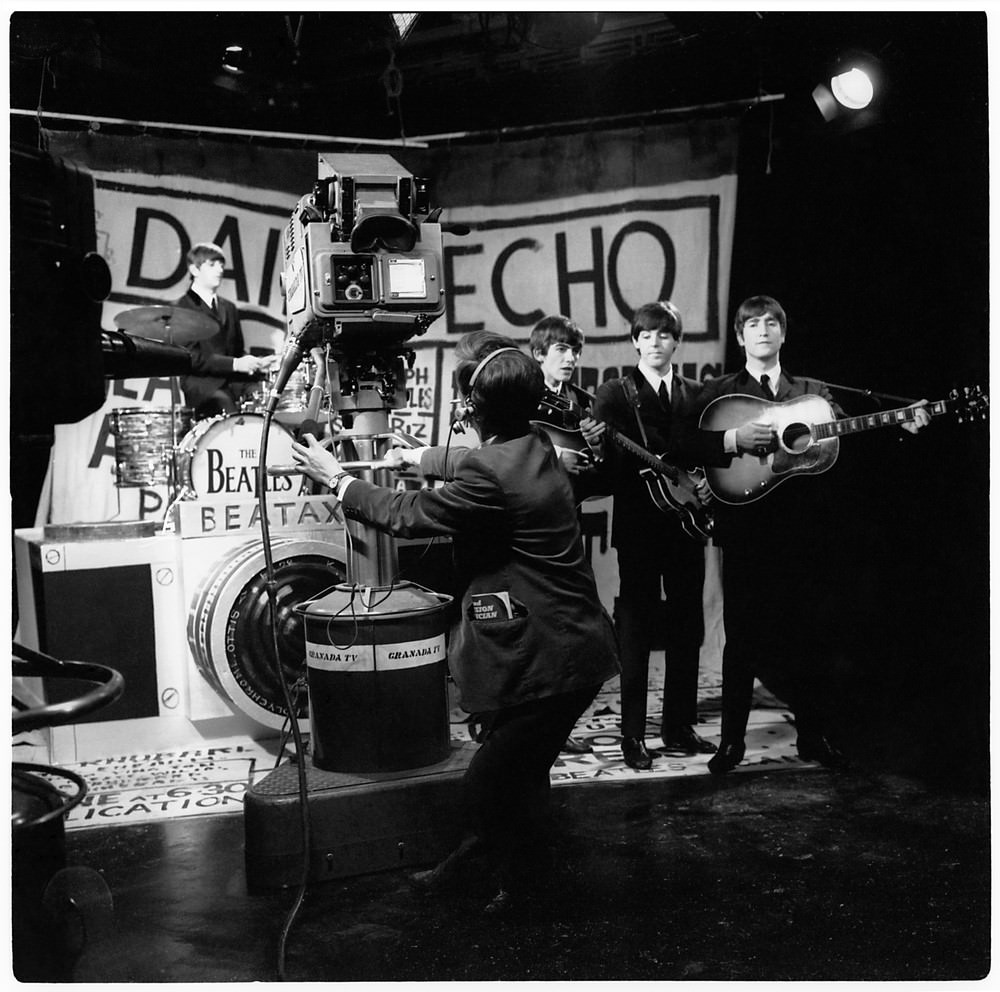 Beatles. I Want to Hold Your Hand, 1963. Crédito: Apple Corps Ltd.