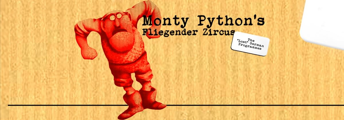 Monty Python's Fliegender Zircus ´. Photo: Disclosure.