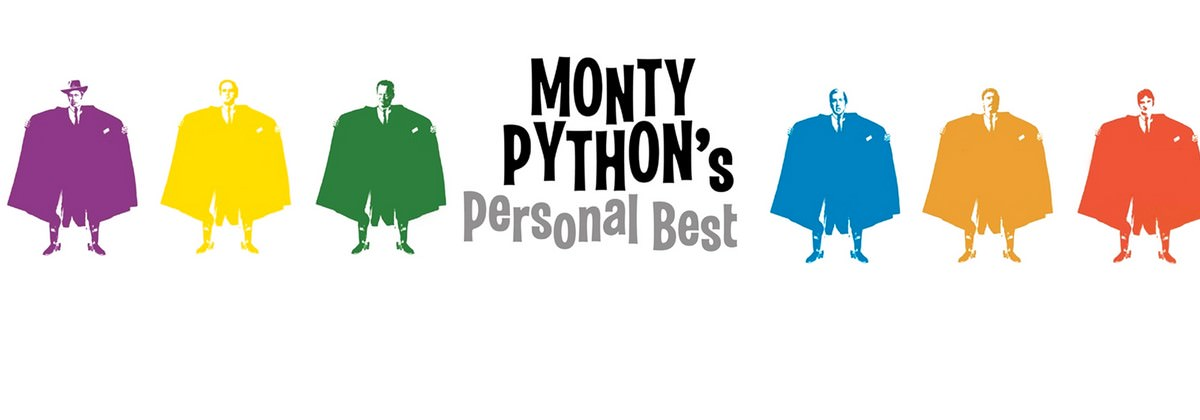 Monty Python's Personal Best ´. Photo: Disclosure.