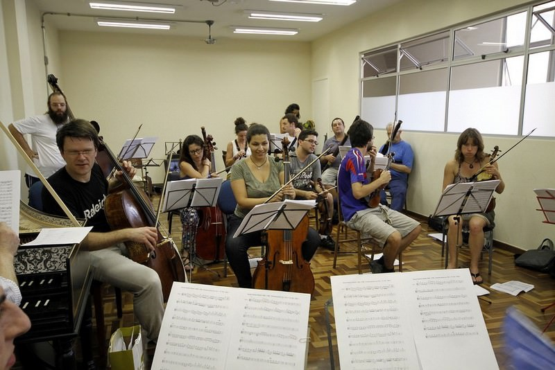 Music workshop of Curitiba. Photo: Disclosure.