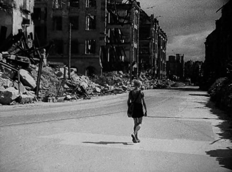 Germany, Ano Zero de de Roberto Rossellini. Photo: Disclosure.