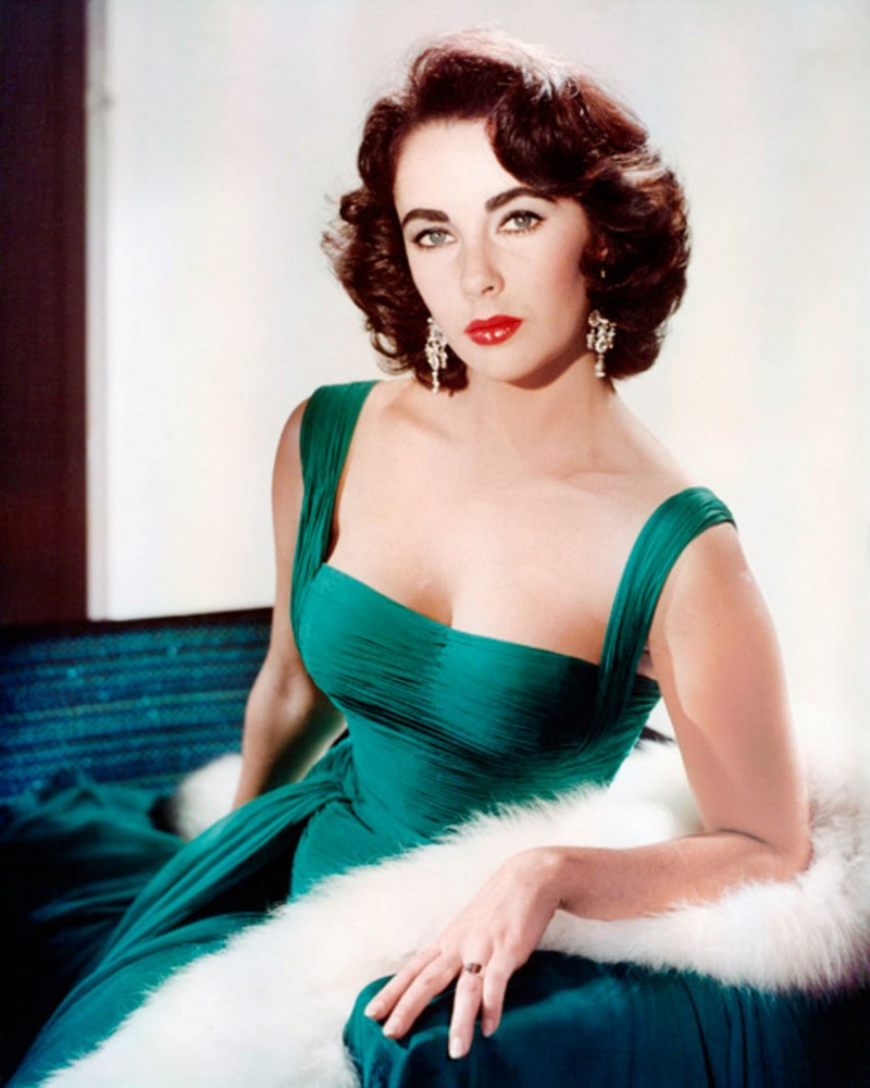 Elizabeth Taylor. Photo: Disclosure.