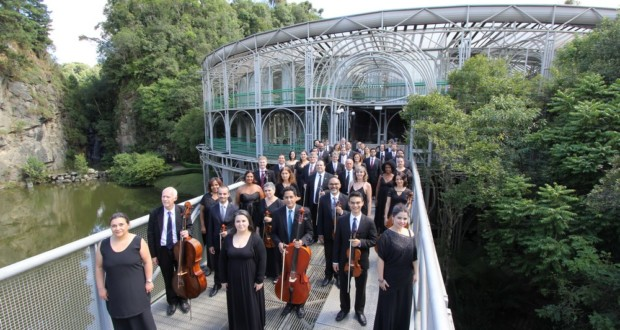 Camerata Antiqua of Curitiba. Photo: Alice Rodrigues.