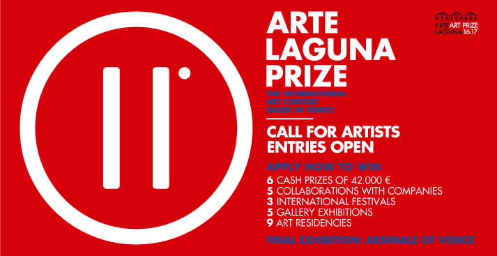 11th Laguna Art Award Banner UK