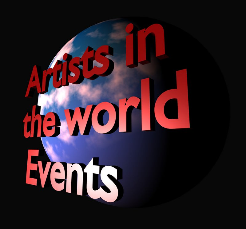 Artists in the World Events. Divulgação.
