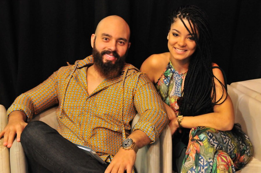 Fabiano de Abreu e Jennifer de Paula. Foto: Luther King / MF Press Global.
