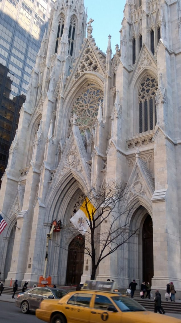 Fig. 2 – Church of Saint Patrick, New York, United States, Miguel Vig Filho.