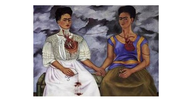 "Philos session presents ""the life and work of Frida Kahlo"" on NET Station Ipanema 1. Disclosure."