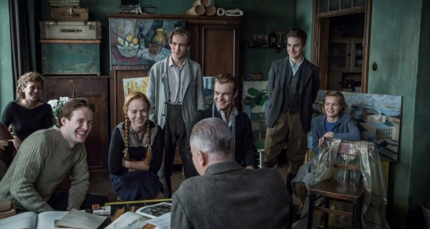 "Debut in 17 August ""Afterimage""-the latest film from acclaimed director Andrzej Wajda. Disclosure."