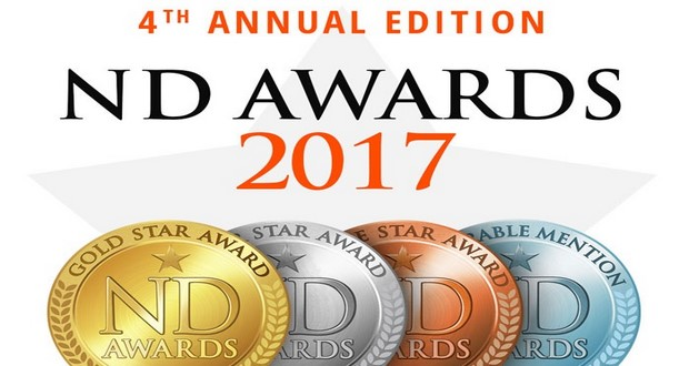 ND-Awards 2017, Featured. Bekanntgabe.