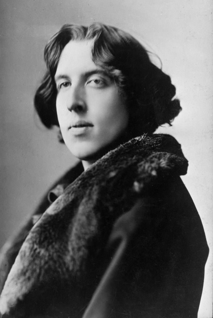 Oscar Wilde, 1854 – 1900. CMG Worldwide.