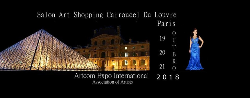 carrousel du louvre artcom expo por ros ngela vig site obras de arte. Black Bedroom Furniture Sets. Home Design Ideas