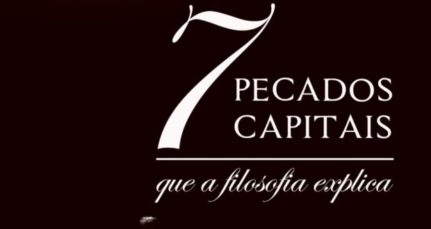 "Livro ""7 pecados capitais que a filosofia explica"", en vedette. Reproduction / MF Global Press."