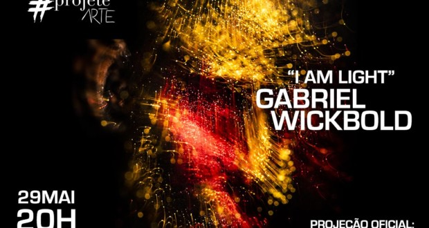 """I Am Light"" by Gabriel Wickbold, invitation. Disclosure."