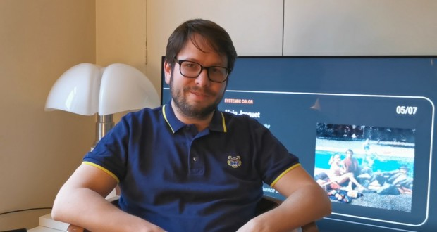 Interview with Olivier Mauco, video game developer, president of the Parisian Game in Society studio. Photo: Disclosure.