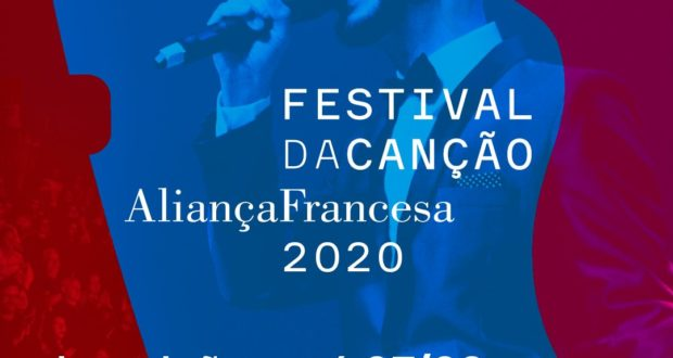 13Edition of Song Festival Alliance Française 2020, Flyer. Disclosure.