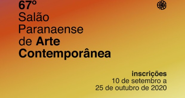 672nd edition of the Salão Paranaense de Arte Contemporânea. Disclosure.
