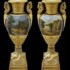 Pair of Nast pots goes to auction in São Paulo. Photo: Disclosure.