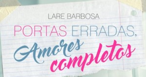 "Book ""Wrong Doors"", Complete Loves"" de Lare Barbosa, cover - featured. Disclosure."