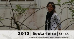 Art in Dialogue Project, in Quarantine, with Letícia Cardoso, featured. Disclosure.