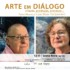 Projet Art en dialogue - En quarantaine, Flyer. Divulgation.