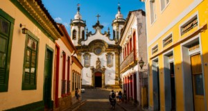 BNDES launches another Matchfunding BNDES call + Cultural heritage. Photo: Church of Our Lady of the Pillar in São João del Rei, Minas Gerais / Disclosure.