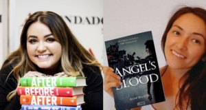 Anna Todd and Aline Silvestri. Photo: Disclosure.