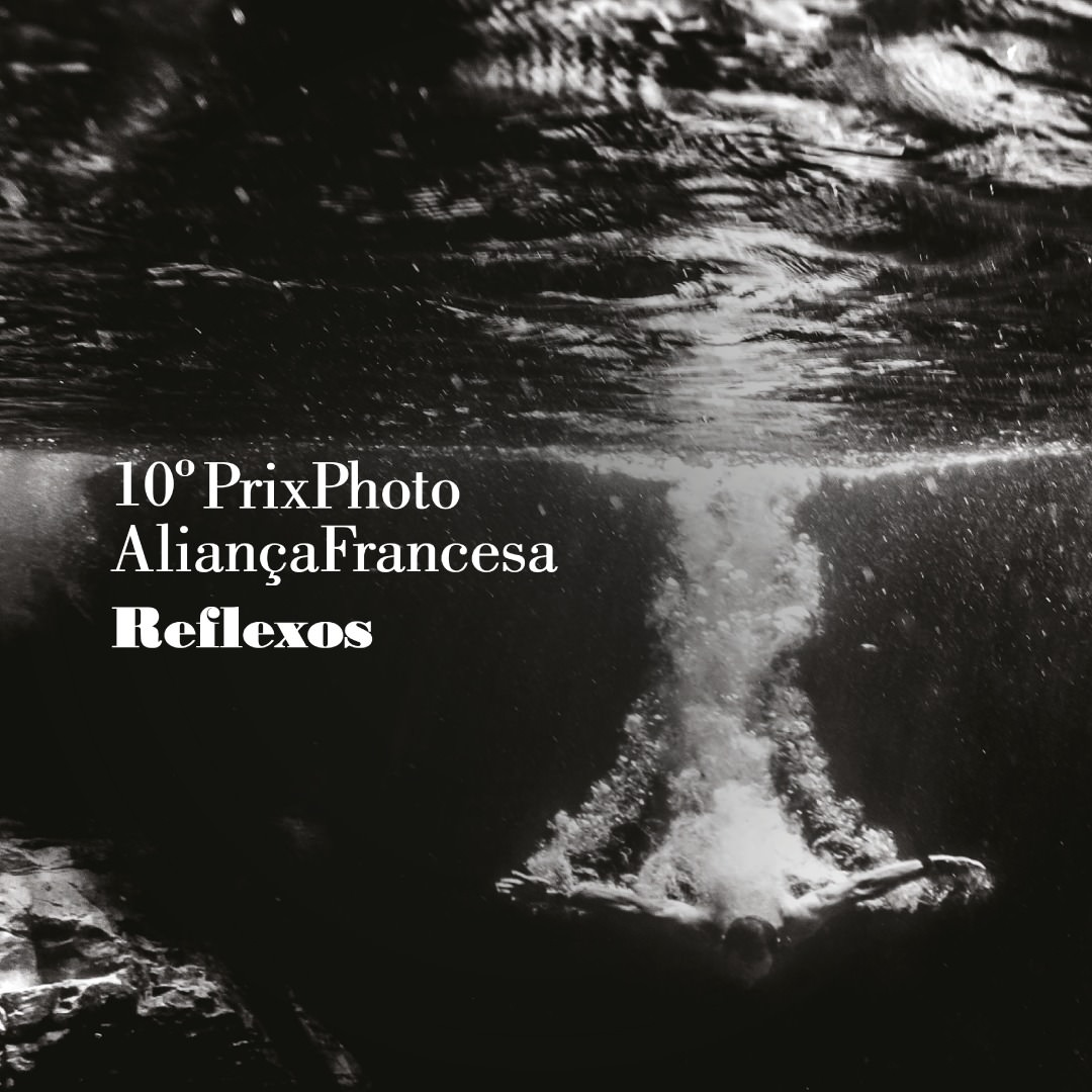 10ª Edition of the Prix Photo Aliança Francesa 2021, Flyer. Disclosure.