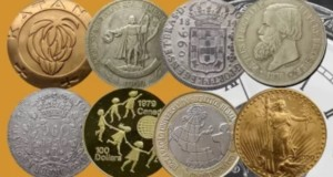 Flávia Cardoso Soares Auctions: 10º Modern Numismatic Auction, featured. Disclosure.