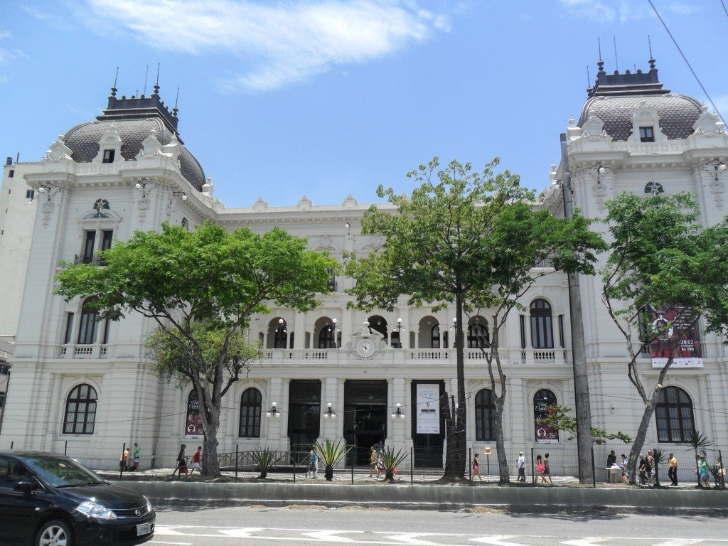 Post Office Palace Niterói. Foto: Rivelazione.