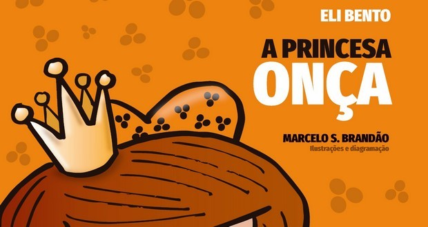 "Libro ""The Princess Jaguar"" di Eli Bento, in primo piano. Rivelazione."
